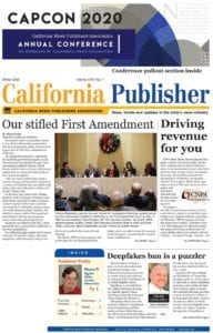 California Publisher Winter 2020 Page1