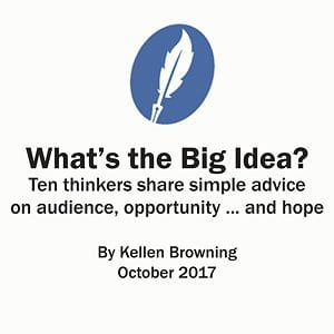 What's The Big Idea