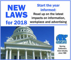 New laws for 2018