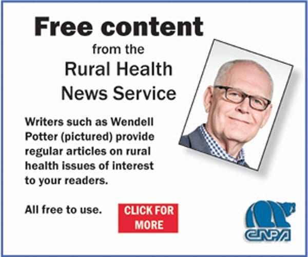 Rural Health Service News Potter