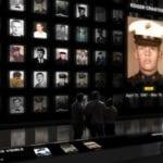 Virtual Wall Of Faces