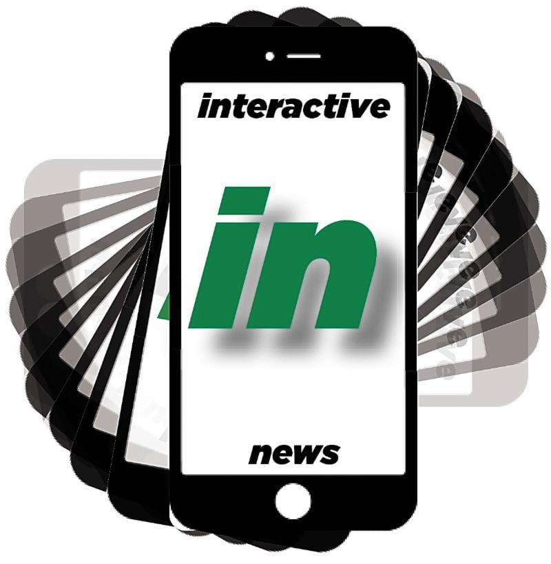 Interactive News Logo