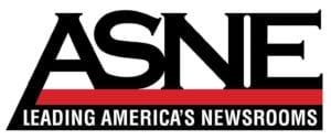American Society Of News Editors Logo