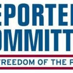 Reporters Committee For Freedom Of The Press Logo