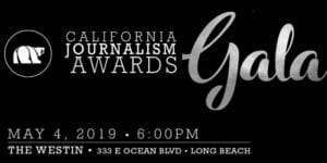 California Journalism Awards Gala