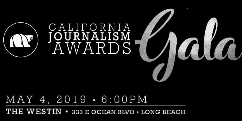 California Journalism Awards Gala