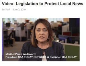 Local News Legislation