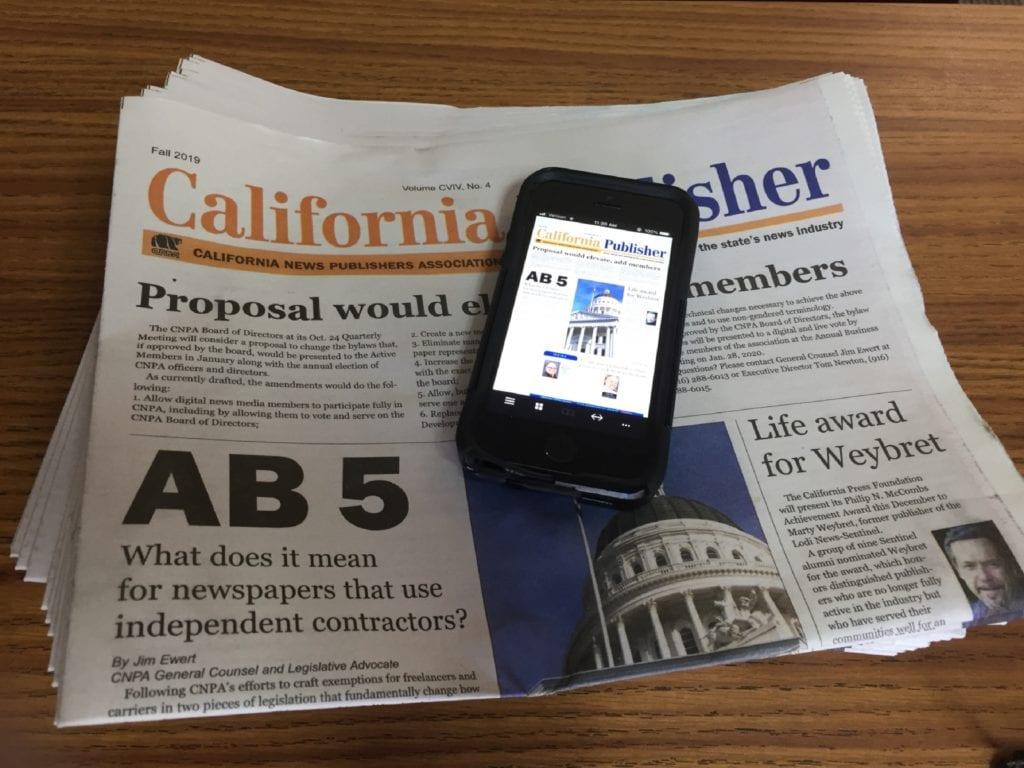 California Publisher Fall 2019