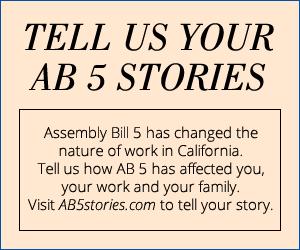 AB 5 Stories block